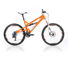 Deubel 2UP Trail Bike
